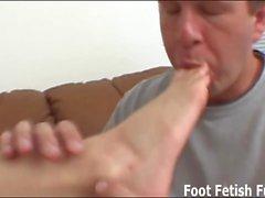 You look like you need a nice footjob
