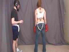 Jenni Self Defense Practice Part One