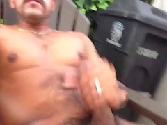 Macho Nasty Pig Sebastian Rio and his big dick
