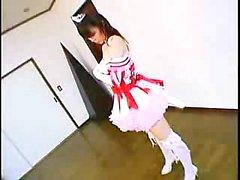 amatör asya bebek japon üniforma
