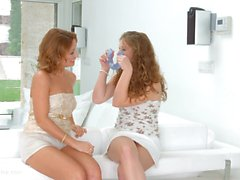 doigté lesbiennes baiser sapphic erotica
