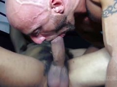gay franskt - anal stor balle barbacka