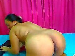 asiático grandes tetas peludo masturbación