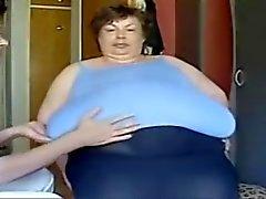 bbw büyük göğüsler