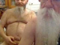 homossexual homens velho estranho fetiche