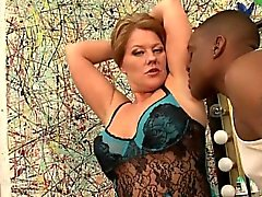 Lusty MILF has her tight snatch hammered