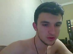 Greek Gorgeous Boy With Nice Cock And Ass On Cam