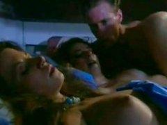 Curse of the Catwoman Selena Steele, Rocco Siffredi and Patricia Kennedy. 1