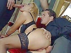 sexo anal grandes mamas gozada dupla penetração facial