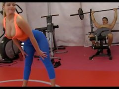 Stepsister Seduce Her Stepbrother and Fuck By Him In Gym