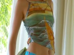 Luxury thin teenagers body and undress