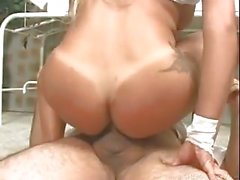 Doctor fucks hot his tranny busty nurse