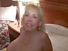 White Slut Wife In Hotel With BBC