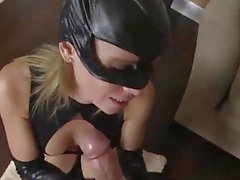 biondo cosplay di video hd handjob pov