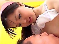 asiatico tastare peloso giapponese