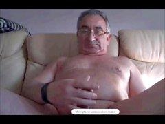 homossexual amador suportar masturbação webcam