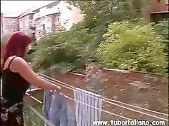 grote tieten italiaans amateur pijpbeurt redhead