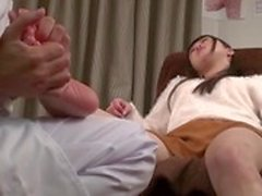 japanese foot massage and sex