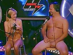 outo busty kilpailu hauska alaston
