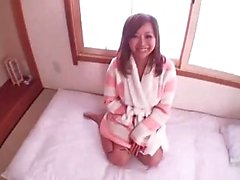 Asian Girl Fucked On A Treadmill