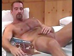 papa behaart rucken masturbieren