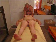 гей люди любительский массаж
