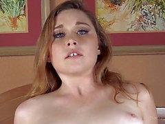 Redhead Teen Nurse Anal and Creampie by Big Black Cock