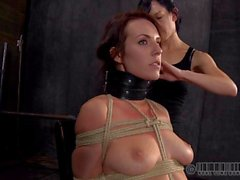 bdsm bdsm bondage lesbiche servit scene di sesso crudeli umiliazione