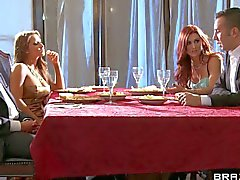 Wife swap with Madison Ivy and Karlie Montana