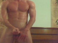 solo -männlich linearen kerle muskel