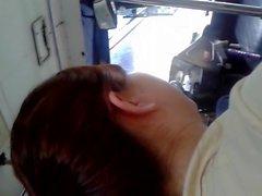 encoxcando mano madura bus completo