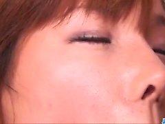 asiático boquete creampie dedilhado hardcore
