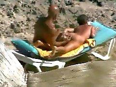 praia dedilhado voyeur