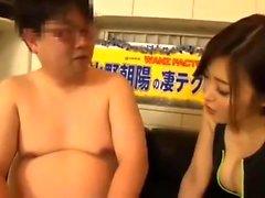asiatisk handjob japansk milf verklighet