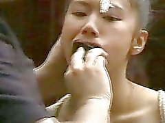 Breatless Asian Teen Koko Lis Bizarre Domination