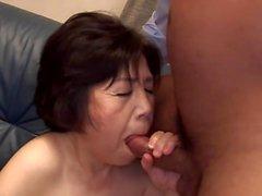 asiatique vieux jeune mamies