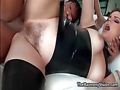 anal bebé mamada británico