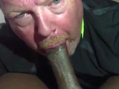 dads enjoy stiff black dicks