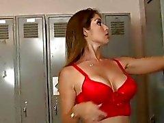 babes underkläder omklädningsrum ass busty