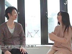japonais asiatique baiser