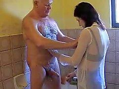 amateur viejo joven ruso