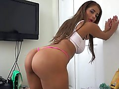 latina pov cowgirl action