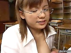 Sex with Librarian Eri Yukawa