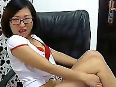 amateur chinois réalité solo webcam