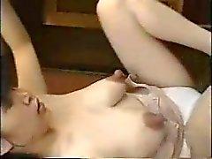 amatör asiatisk tits