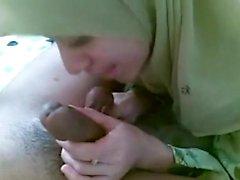Islamic Teenager in Hijab
