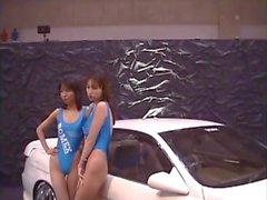 Japanese racequeen #2