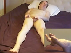 masturbation barefoot and high heels sandals