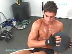 turnhalle homosexuell muskel