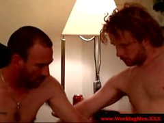 homossexual gaysex suportar dilf maduro